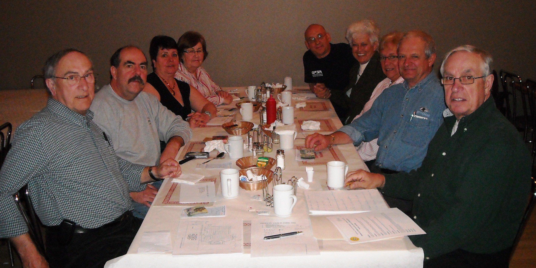 2009 déjeuner région 4