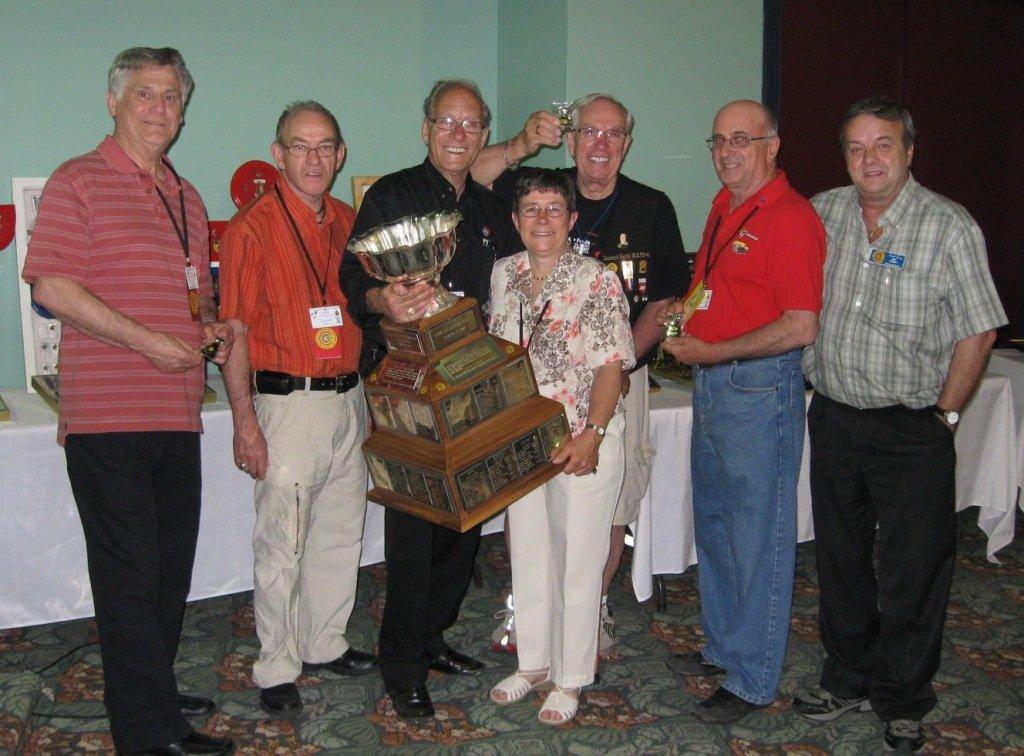 Equipe gagnante 2010 correction